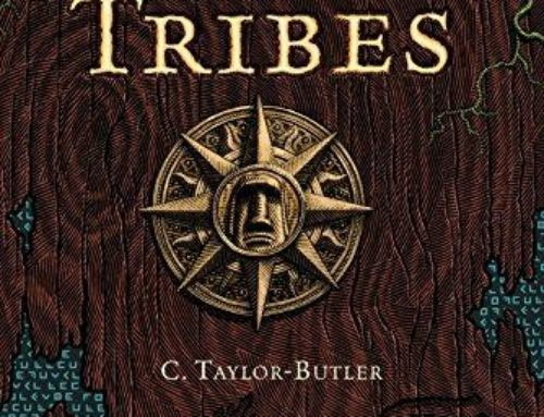 The Lost Tribes by Christine Taylor-Butler