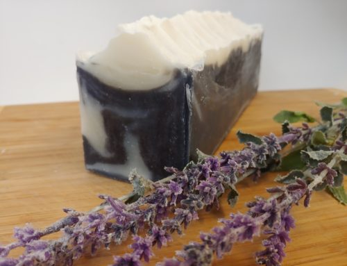 Lavender Dreams Soap from Gentle Lillies