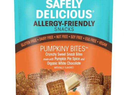 Pumpkiny Bites by Safely Delicious
