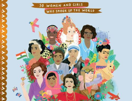 HERSTORY: 50 Women and Girls Who Shook Up the World by Katherine Halligan and Sarah Walsh